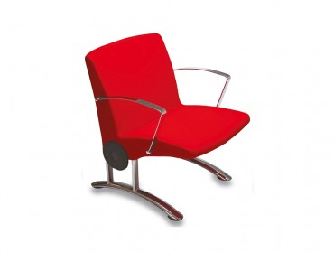 GISA SINGLE SEAT WAITING CHAIR -GI 3214 K