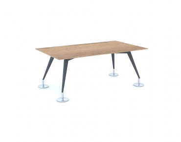 ARCI LACQUERED WOOD COFFEE TABLE