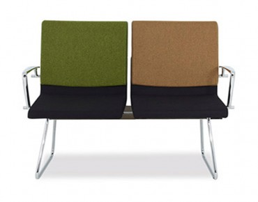 DUO DOUBLE WAITING SEAT- DU 002 K