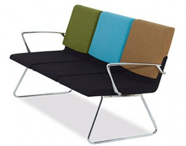 DUO TRIPLE WAITING SEAT - DU 003 K