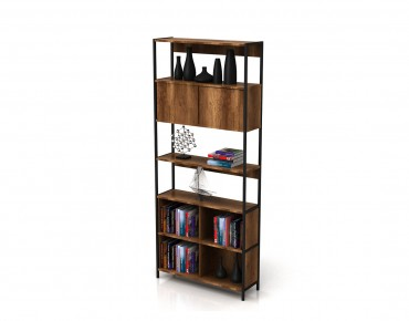 SHULL BOOKCASE