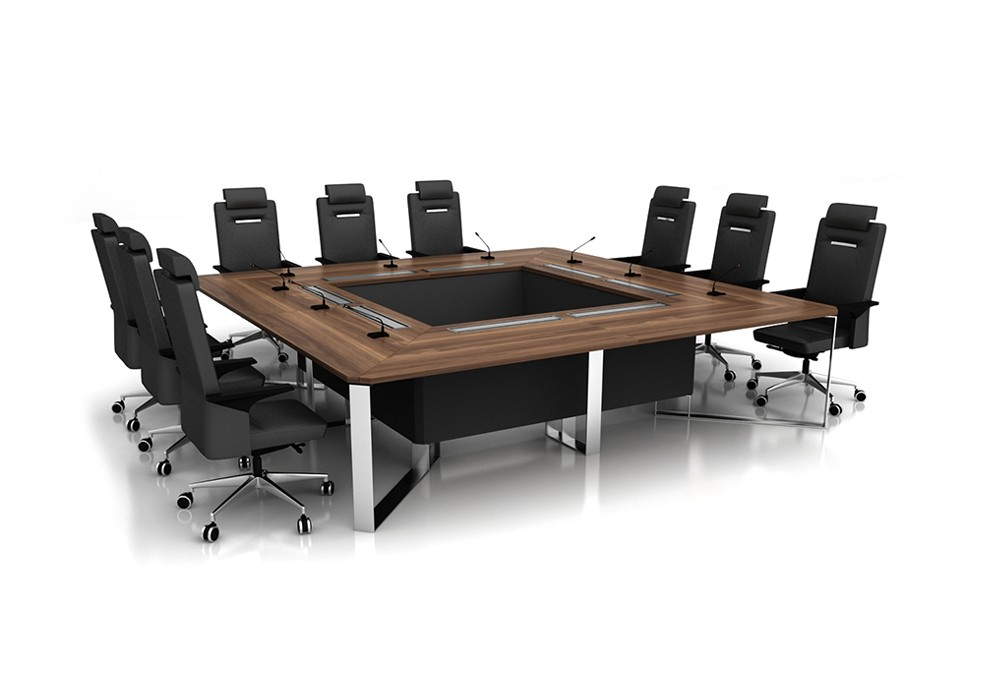 PROFOND WOOD BOARDROOM TABLE